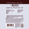 mrs meyers lavender foaming hand soap back label