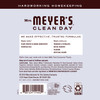 mrs meyers lavender multi surface concentrate back label