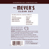 mrs meyers lavender toilet bowl cleaner back label