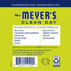mrs meyers lemon verbena liquid hand soap back label