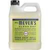 mrs meyers lemon verbena liquid hand soap refill