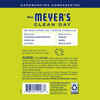 mrs meyers lemon verbena toilet bowl cleaner back label