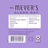 mrs meyers lilac liquid hand soap back label