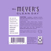 mrs meyers lilac room freshener back label