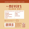 mrs meyers oat blossom hand lotion back label