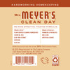 mrs meyers oat blossom liquid hand soap back label