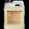 mrs meyers oat blossom liquid hand soap refill