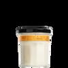 mrs meyers orange clove soy candle large back label