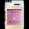 mrs meyers peony dish soap refill