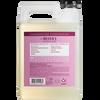 mrs meyers peony dish soap refill back label