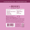 mrs meyers peony liquid hand soap refill back label