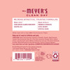 mrs meyers rose multi surface everyday cleaner back label