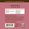 mrs meyers rosemary multi surface everyday cleaner back label