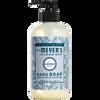 mrs meyers snowdrop liquid hand soap