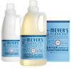 mrs meyers rain water laundry set
