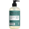 mrs meyers eucalyptus liquid hand soap back label