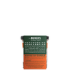 mrs meyers spiced pumpkin soy candle small sleeve back label