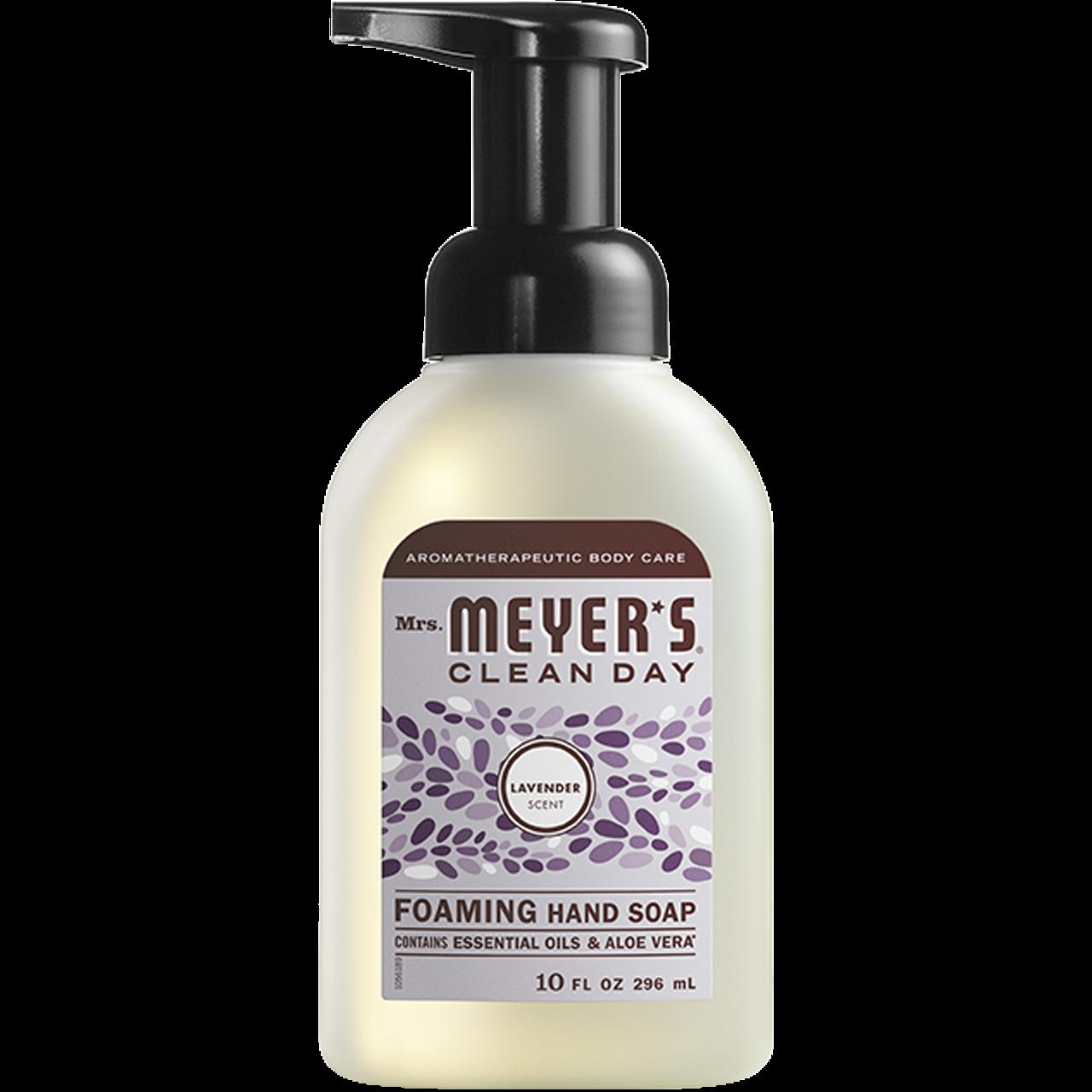 Mrs Meyer S Lavender Foaming Hand Soap