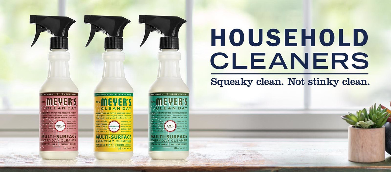 Household Cleaners | Home Cleaning Products | Mrs  Meyer's