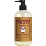 mrs meyers apple cider liquid hand soap