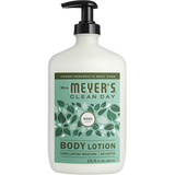 mrs meyers basil body lotion