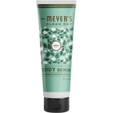 mrs meyers basil body scrub