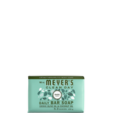 mrs meyers basil daily bar soap
