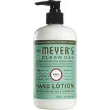 mrs meyers basil hand lotion