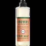 mrs meyers geranium dish soap
