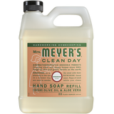 mrs meyers geranium liquid hand soap refill