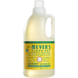 mrs meyers honeysuckle laundry detergent