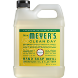 mrs meyers honeysuckle liquid hand soap refill