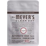 mrs meyers lavender automatic dish packs