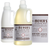 mrs meyers lavender laundry set