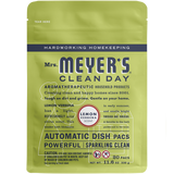 mrs meyers lemon verbena automatic dish packs