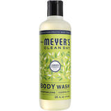 mrs meyers lemon verbena body wash