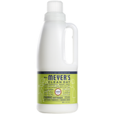 mrs meyers lemon verbena fabric softener