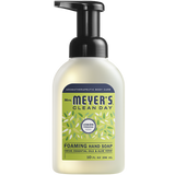 mrs meyers lemon verbena foaming hand soap