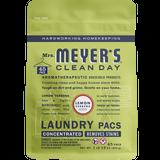 mrs meyers lemon verbena laundry packs