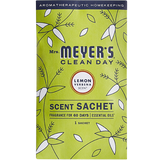 mrs meyers lemon verbena scent sachet