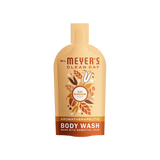 mrs meyers oat blossom body wash sample