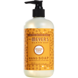 mrs meyers orange clove liquid hand soap