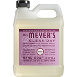mrs meyers peony liquid hand soap refill