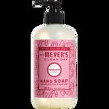 mrs meyers peppermint liquid hand soap