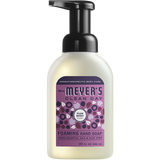mrs meyers plum berry foaming hand soap