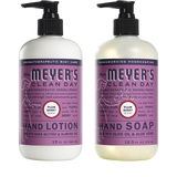 mrs meyers plum berry hand care basics set