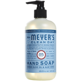mrs meyers rain water liquid hand soap