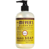 mrs meyers sunflower liquid hand soap