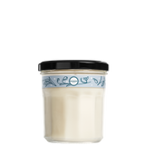 mrs meyers snowdrop soy candle large