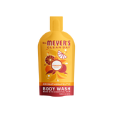 mrs meyers clementine body wash sample